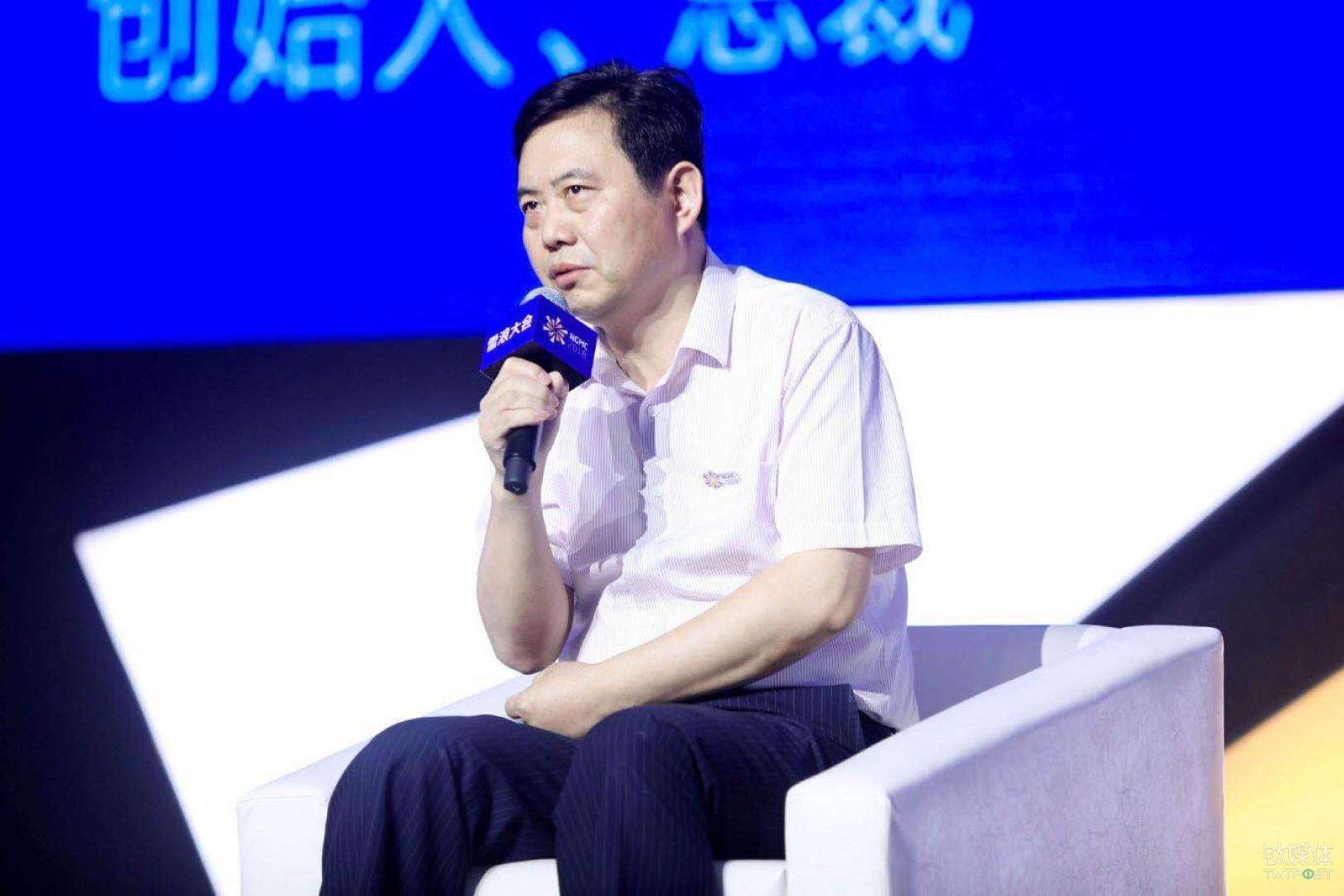 江苏省产业技术研究院党委书记、副院长胡义东