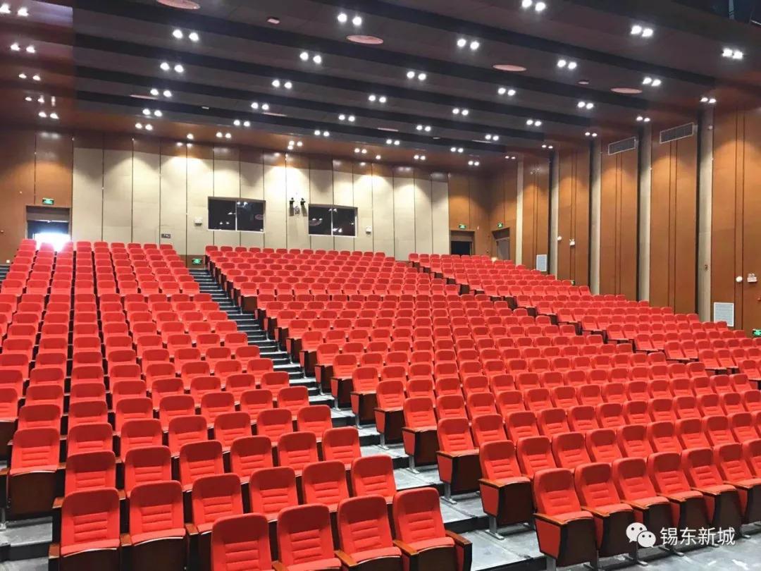 锡东新城南京信息工程大学滨江学院竣工!