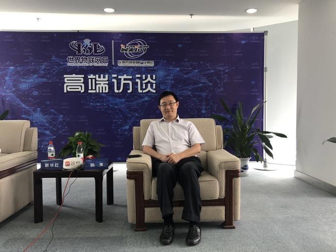 无锡知谷网络科技有限公司董事长 陈涛