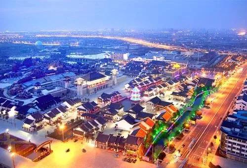 雪堰镇人文景观丰富,常州武进太湖湾旅游度假区正在开发之中.