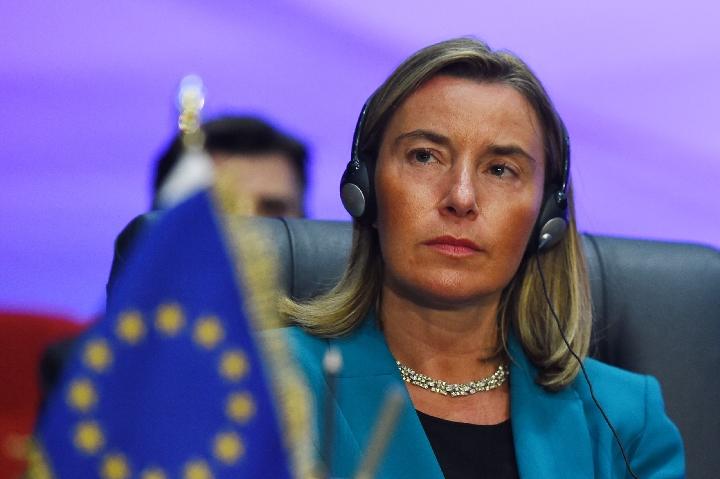 欧盟代表告诫美国避免与伊朗发生军事冲突