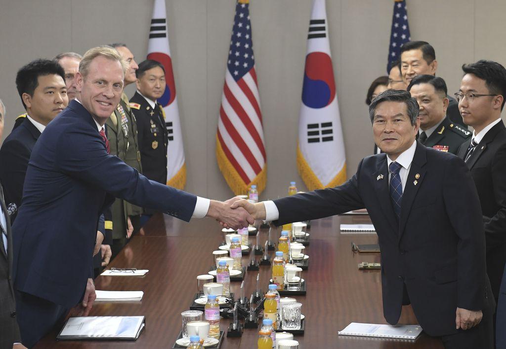 谁当联军司令?韩美防长谈妥了